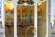 Фото 15 Дверные ручки для входных дверей (60 фото): виды изделий и правила выбора