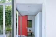 Фото 11 Дверные ручки для входных дверей (60 фото): виды изделий и правила выбора