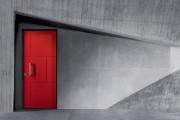 Фото 13 Дверные ручки для входных дверей (60 фото): виды изделий и правила выбора