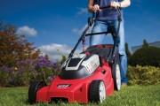 Фото 2 Электрическая газонокосилка: рейтинг, лучшие модели, как подобрать нужную модель