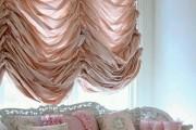 Фото 6 Французские шторы (45 фото): королевская роскошь в каждой складке