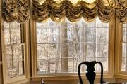 Фото 8 Французские шторы (60+ фото): королевская роскошь в каждой складке