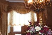 Фото 12 Французские шторы (60+ фото): королевская роскошь в каждой складке