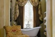 Фото 16 Французские шторы (45 фото): королевская роскошь в каждой складке