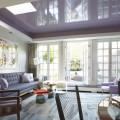 Натяжные потолки для зала (62 фото): выбор материала и стиля фото