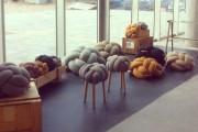 Фото 5 Удивительные сидения в виде узлов от Неты Теслер для «Knots studio»