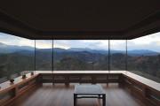 Фото 2 Стильный дом в диком лесу от Seung h-sang