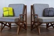 Фото 7 Удивительные сидения в виде узлов от Неты Теслер для «Knots studio»