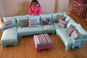 Фото 13 Как сделать мебель для кукол своими руками: 50 фото, полезные советы и лайфхаки