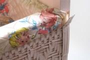 Фото 12 Как сделать мебель для кукол своими руками: 50 фото, полезные советы и лайфхаки