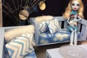 Фото 8 Как сделать мебель для кукол своими руками: 50 фото, полезные советы и лайфхаки