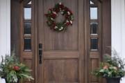 Фото 23 Лучшие входные двери в частный дом (50 фото): виды и критерии отбора