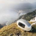 Уютный энергосберегающий дом Ecocapsule фото
