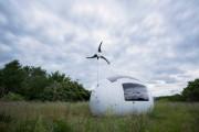 Фото 1 Уютный энергосберегающий дом Ecocapsule