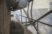 Фото 4 Необычный фитнес-центр во Франции с фасадом из пузырьков