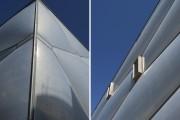 Фото 10 Необычный фитнес-центр во Франции с фасадом из пузырьков