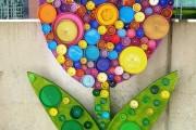 Фото 9 Поделки из пробок от пластиковых бутылок (48 фото): яркий и оригинальный декор
