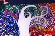 Фото 7 Поделки из пробок от пластиковых бутылок (48 фото): яркий и оригинальный декор