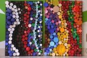 Фото 11 Поделки из пробок от пластиковых бутылок (48 фото): яркий и оригинальный декор