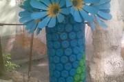 Фото 20 Поделки из пробок от пластиковых бутылок (48 фото): яркий и оригинальный декор