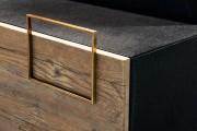 Фото 4 Мебельные ручки (85 фото): материалы изготовления, формы, способы креплений