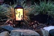 Фото 24 Садовый уличный светильник на солнечных батареях (50 фото): волшебство для вашего сада