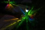 Фото 16 Садовый уличный светильник на солнечных батареях (50 фото): волшебство для вашего сада
