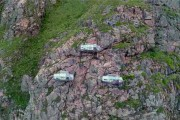 Фото 3 Прозрачные подвесные капсулы в долине Перу