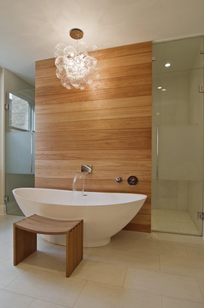 Влагозащищенные светильники для ванной комнаты. Целостный дизайн ванной комнаты не ограничивает вас жесткими условиями утилитарности: подвесной светильник в ванной комнате может стать даже частью выразительной композиции