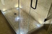 Фото 4 Влагозащищенные светильники для ванной комнаты (50 фото): виды и правила выбора