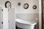 Фото 21 Влагозащищенные светильники для ванной комнаты: обзор стильных моделей, правила выбора и специфика монтажа