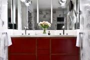 Фото 22 Влагозащищенные светильники для ванной комнаты: лучшие бренды и обзор стильных моделей