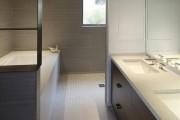 Фото 10 Влагозащищенные светильники для ванной комнаты: обзор стильных моделей, правила выбора и специфика монтажа