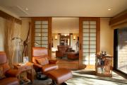 Фото 28 Стеклянные межкомнатные двери (60 фото): стильное решение интерьера
