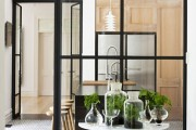 Фото 8 Стеклянные межкомнатные двери (60 фото): стильное решение интерьера
