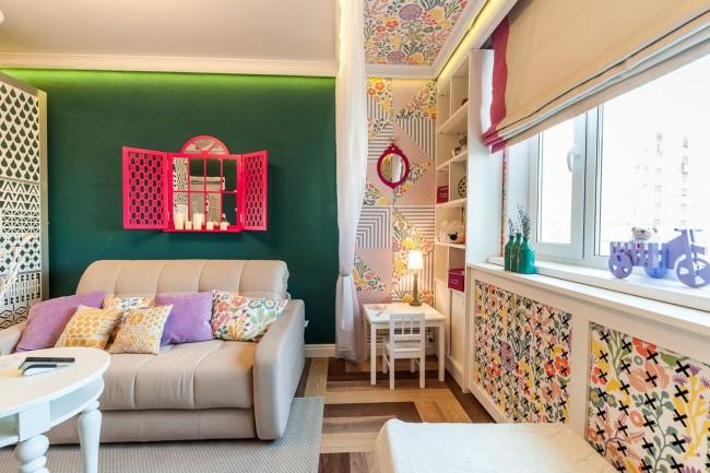 Простота механизма и компактность сделали эту модель популярным атрибутом детских комнат