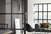 Фото 23 Стеклянные межкомнатные двери (60 фото): стильное решение интерьера
