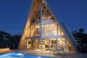 Фото 3 Каркасные дома (69 фото): проекты, фото и цены