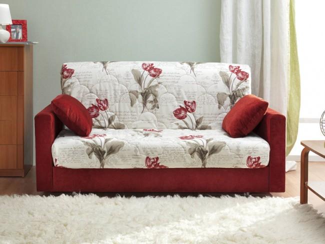 При необходимости все части дивана можно легко заменить