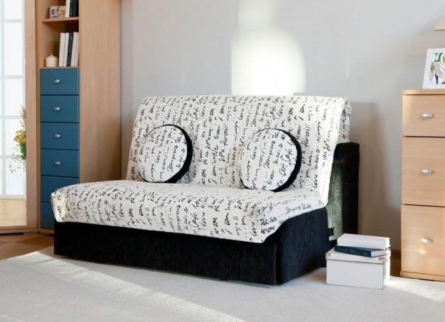 Убрав подлокотники вы сможете увеличить ширину дивана, не изменяя стандартных размеров