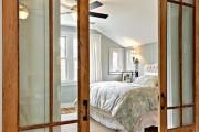 Фото 6 Стеклянные межкомнатные двери (60 фото): стильное решение интерьера