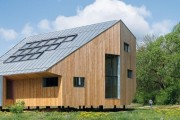 Фото 2 Нестандартный энергосберегающий дом в Словакии