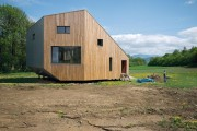 Фото 1 Нестандартный энергосберегающий дом в Словакии