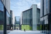 Фото 3 Креативное агентство  GMP закончило строительство делового и торгового квартала в Шанхае