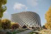 Фото 1 Грандиозный отель Radisson Blu Moscow Riverside с потрясающей панорамой