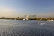 Фото 3 Грандиозный отель Radisson Blu Moscow Riverside с потрясающей панорамой