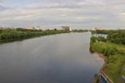 Фото 5 Грандиозный отель Radisson Blu Moscow Riverside с потрясающей панорамой