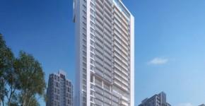 Смелый проект небоскреба от архитектора Майер фото