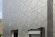Фото 7 Необычный фасад бутика Dior с драпировкой