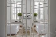 Фото 13 Стеклянные межкомнатные двери (60 фото): стильное решение интерьера